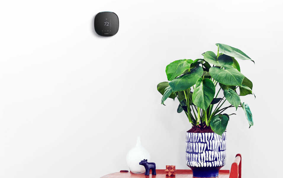best smart thermostats - ecobee