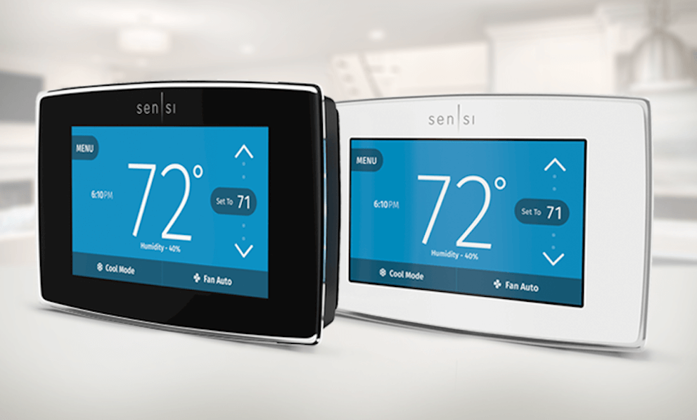 best smart thermostats - sensi