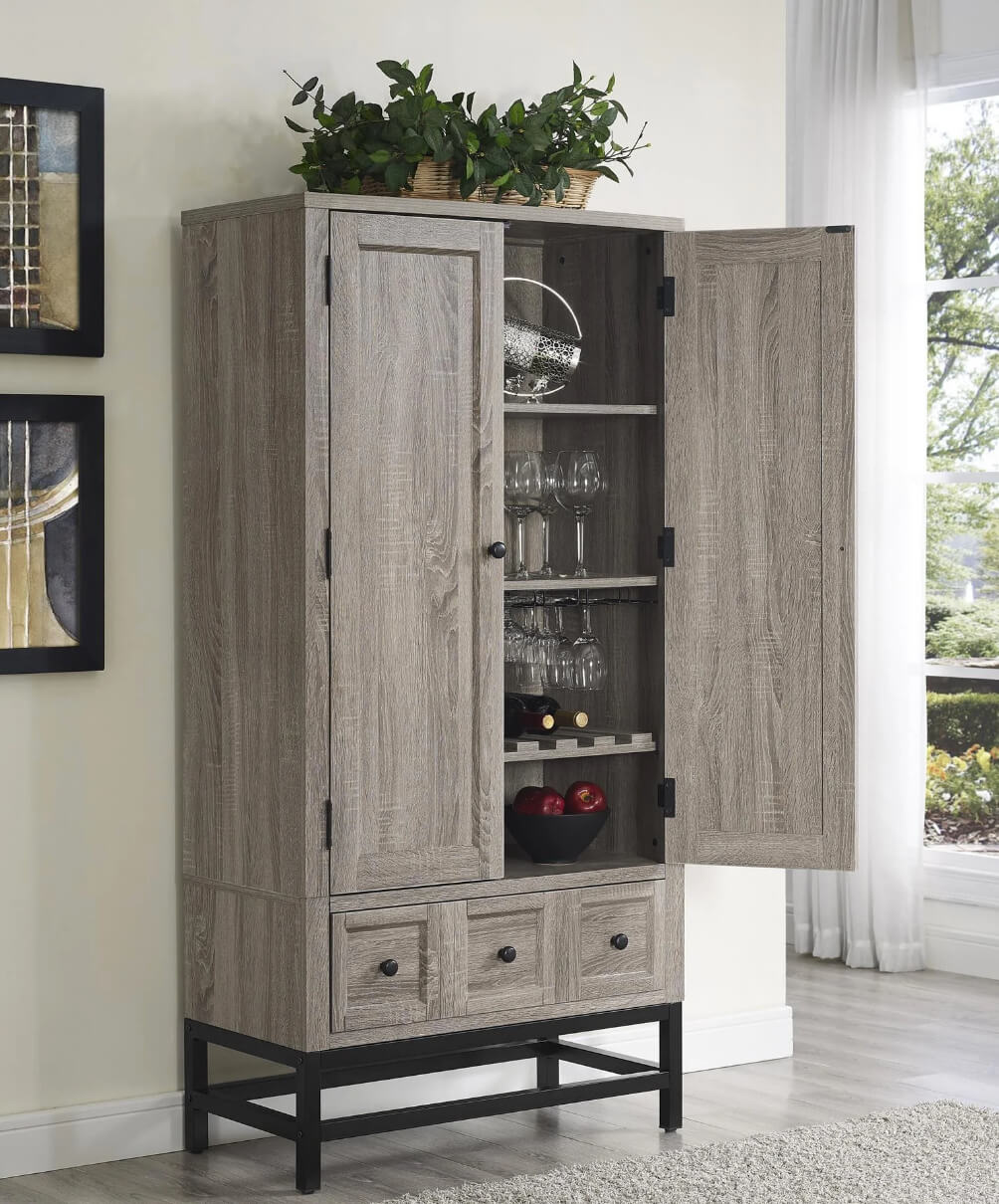 Bar cabinet ideas