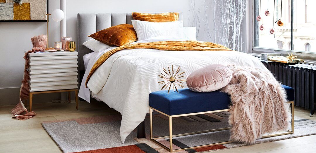 Romantic Feng Shui Bedding