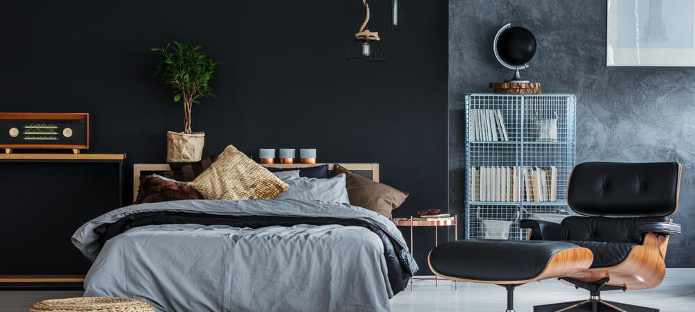 How to Make Black Walls Work in Your Home