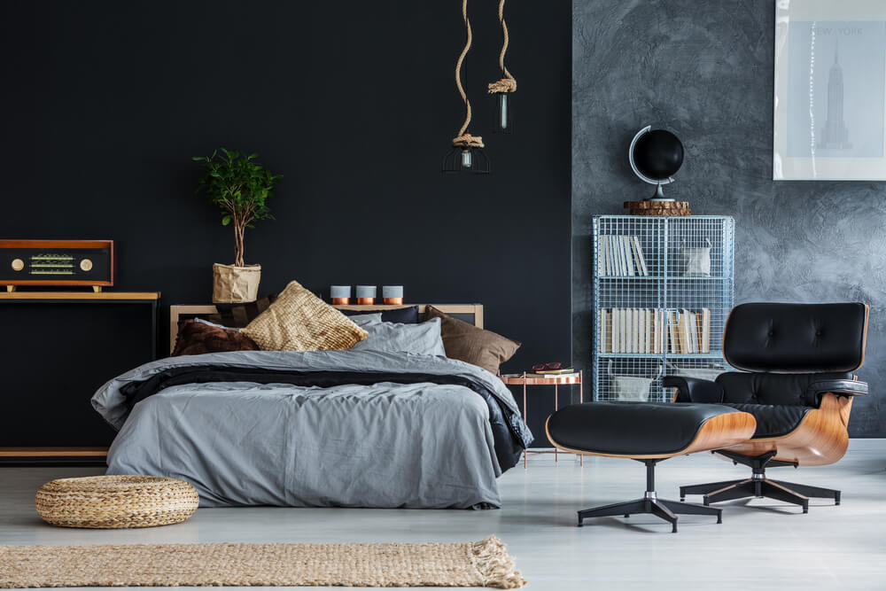 . How to Make Black Walls Work in Your Home   Freshome com
