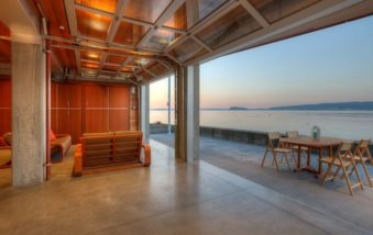 Garage Doors Aren't Just for Garages Anymore