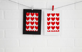 5 Classy, Modern Ways to Decorate with Hearts
