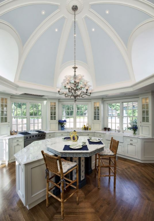 Dome Home Design Ideas: Incorporating Dome Ceilings In Your Home's Design