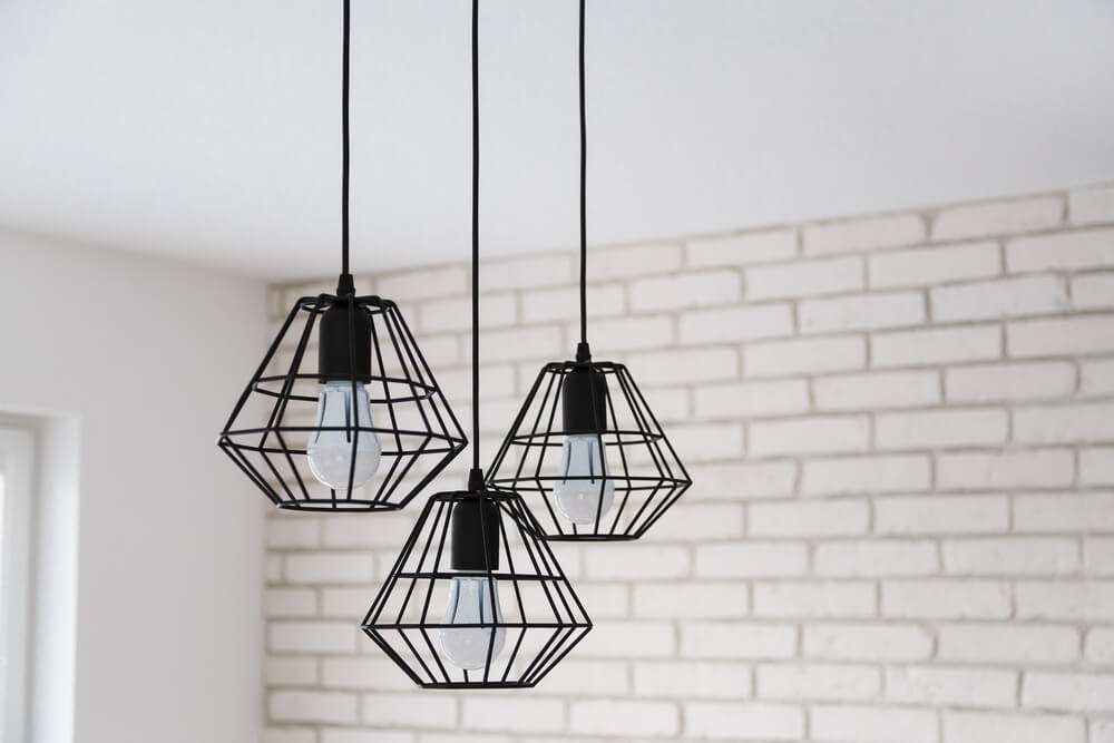 Modernize A Home Hanging Lights
