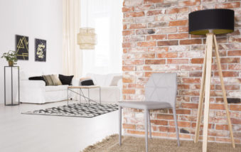 4 Chic Ways to Use Rustic Brickwork