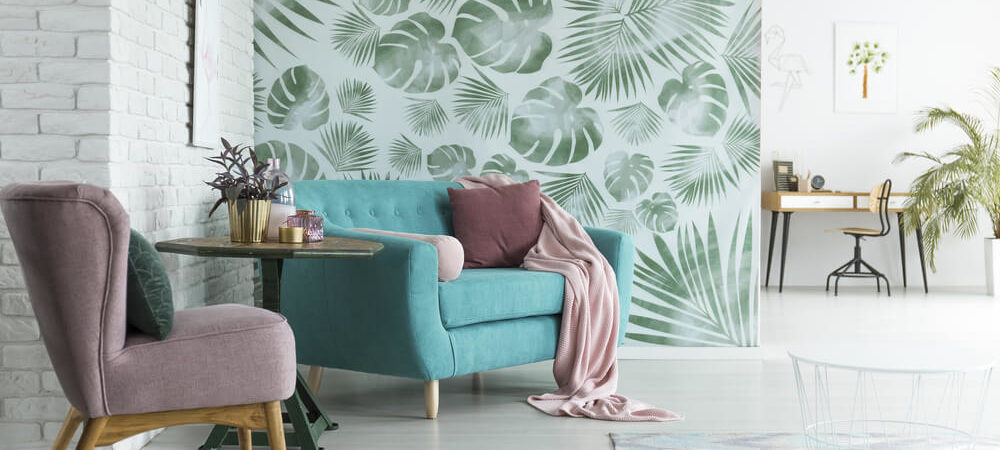 4 Ways to Use Sectional Wallpaper as an Accent Style