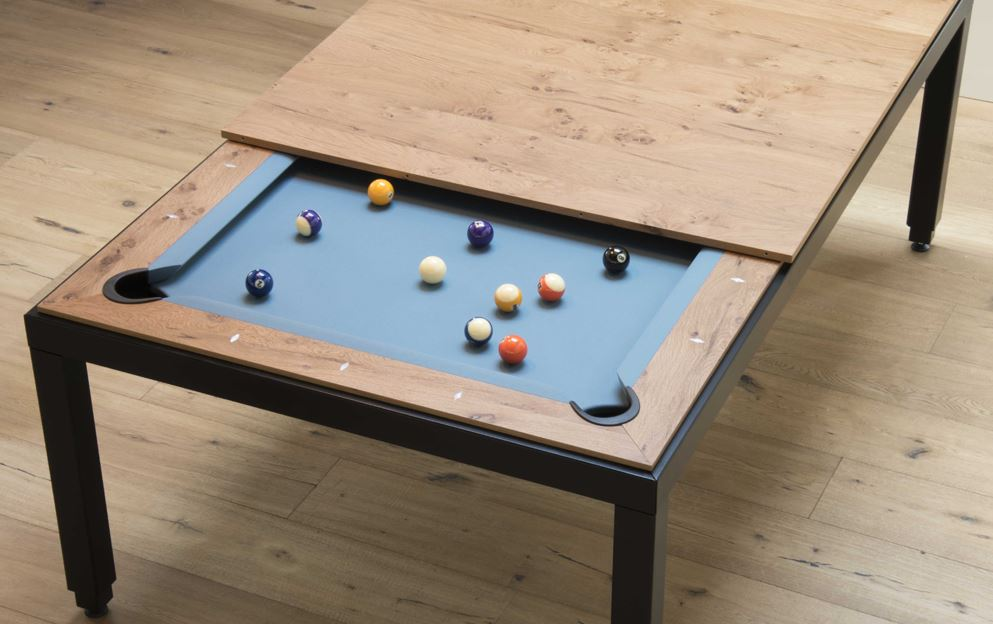 Cool Trends In Pool Tables Freshome Trend Guide