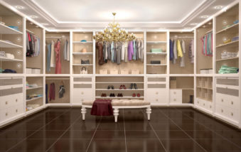15 Amazing Walk-in Closets for Your Home Wish List