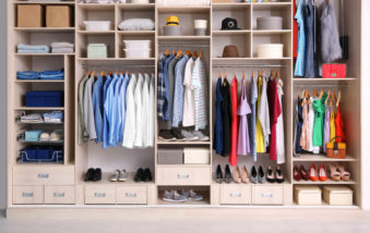 Closet Organization Tips from the Workingholiday Canada Team