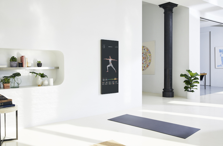 High end workout equipment technology to transform your home gym