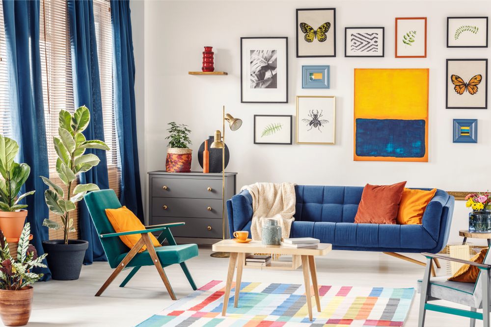 These 4 Living Room Trends for 2019 will Inspire your Next Home Design Project