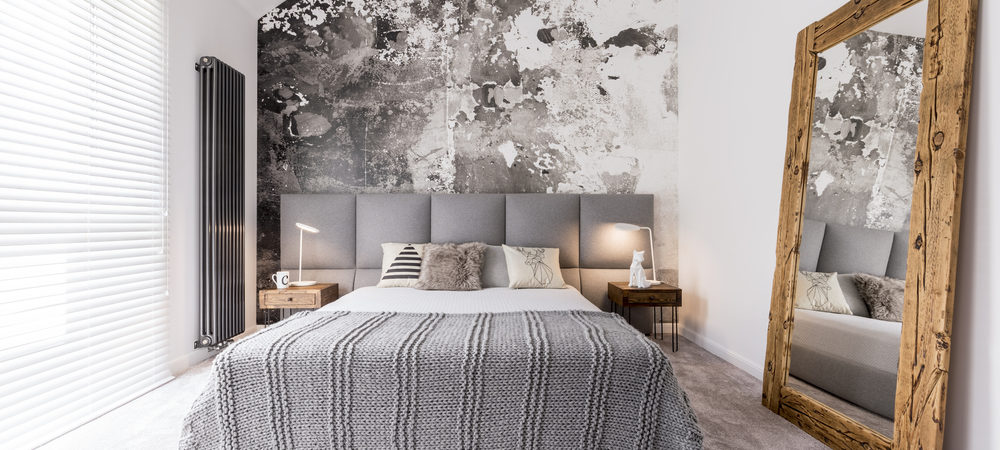 4 Simple Ways To Use Wallpaper In A Bedroom To Create A Fresh Look