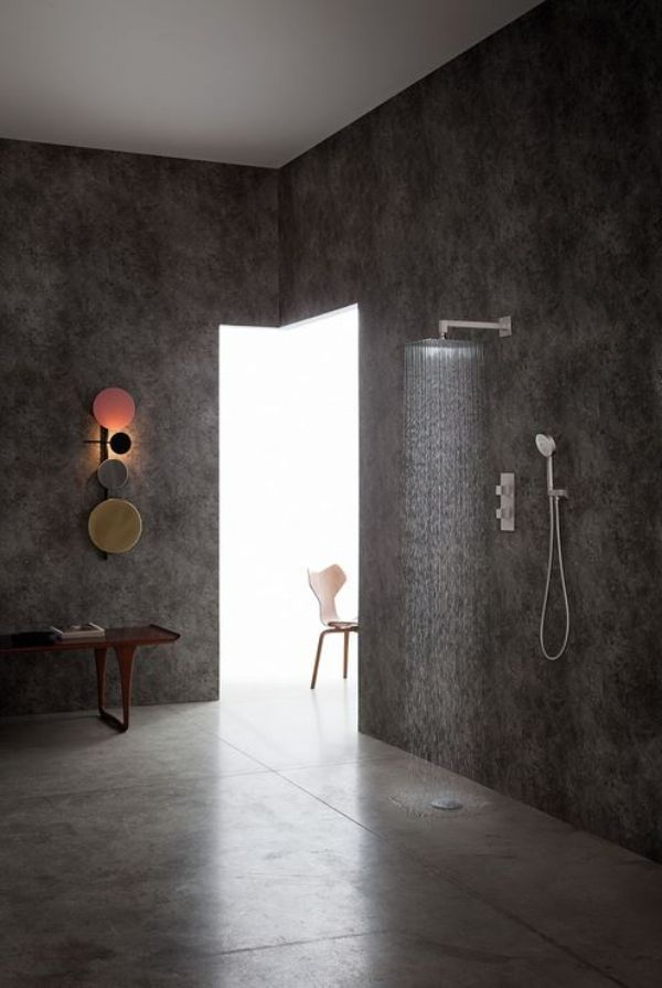 Aqua Sense Collection combines water, light and sound