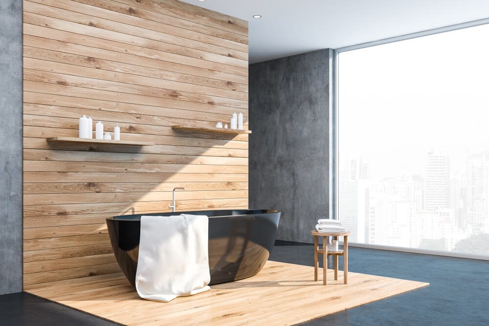 Should You Use Hardwood Floors In Kitchens And Bathrooms