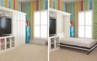 The Murphy Bed: Now You See It, Now You Don't