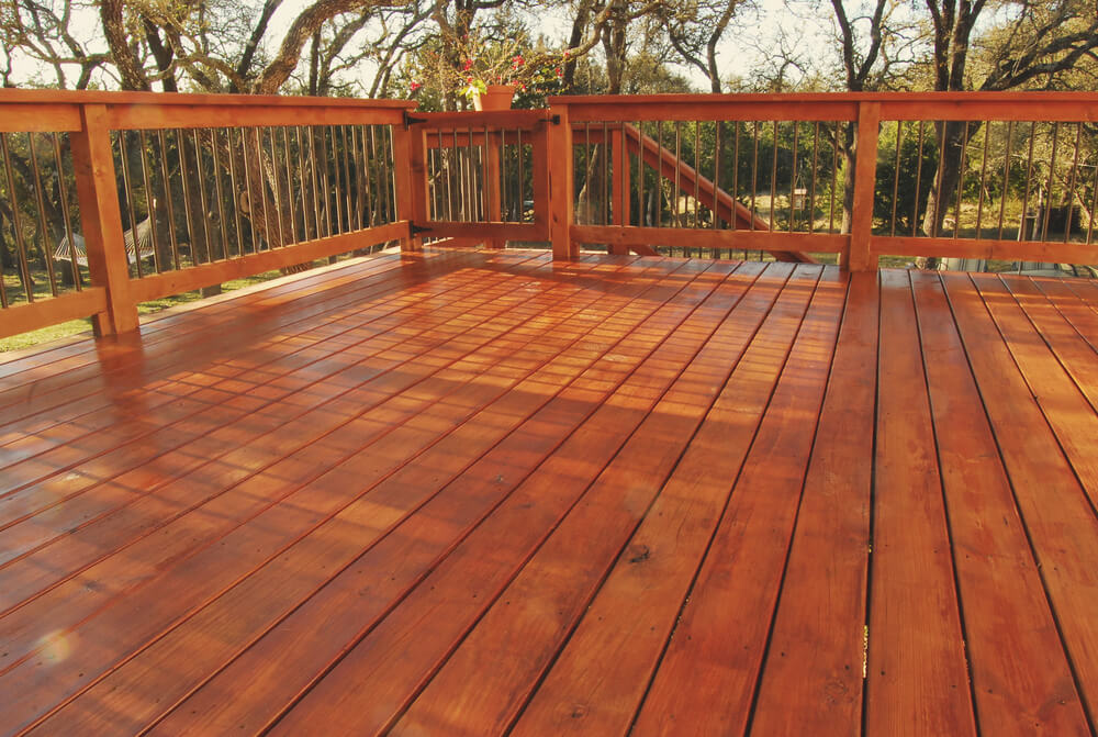 Decking Materials Wood Deck