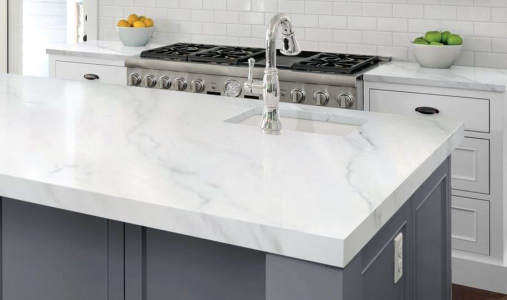 Giani marble countertop paint. Image courtesy of Giani