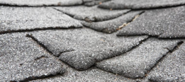 Replace Your Roof Cracked Shingles