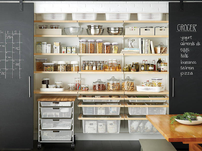 the container store custom closets and pantry