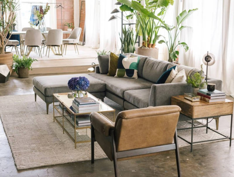 queer eye loft living room