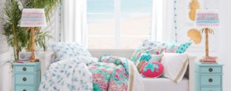 Here are Our 5 Favorite Looks from the New Pottery Barn Lilly Pulitzer Collection