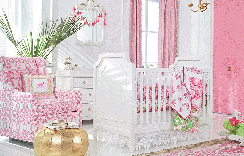 lilly pulitzer nursery