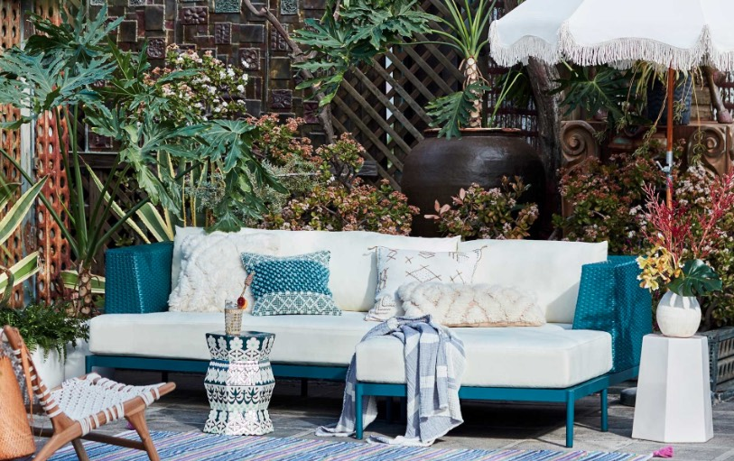 Hurry Summer Anthropologie S Summer Home Collection Is Here