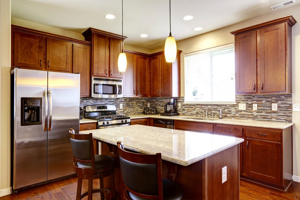 L-shaped kitchen can be more expensive than galley configurations.