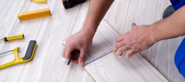 DIY Laminate Flooring
