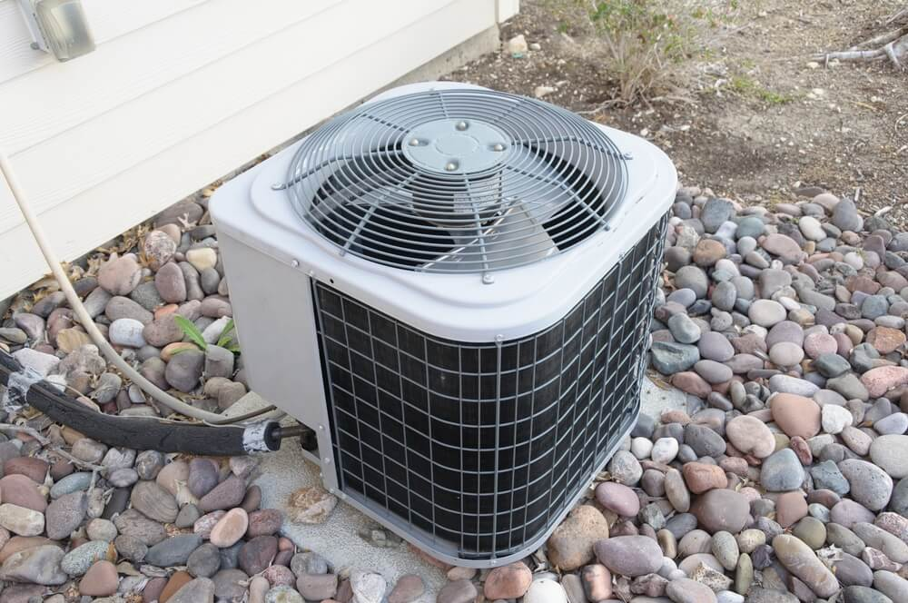 Cooler Home in Summer AC Unit