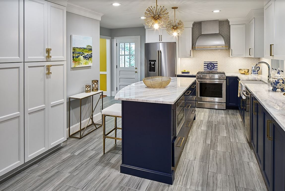 What is an L-shaped Kitchen Layout
