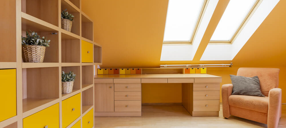 How to Organize an Attic Once and for All