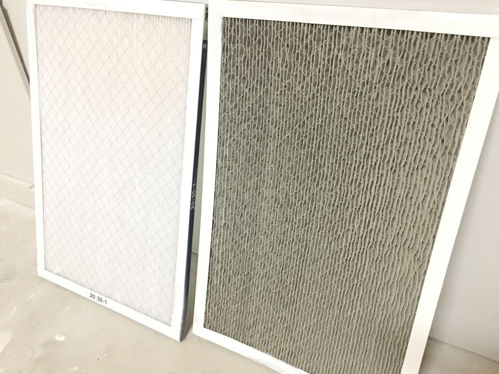 Changing filters regularly helps to keep your system running efficiently.