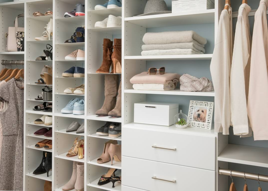 Easyclosets Could Getting A Custom Closet Really Be That Easy