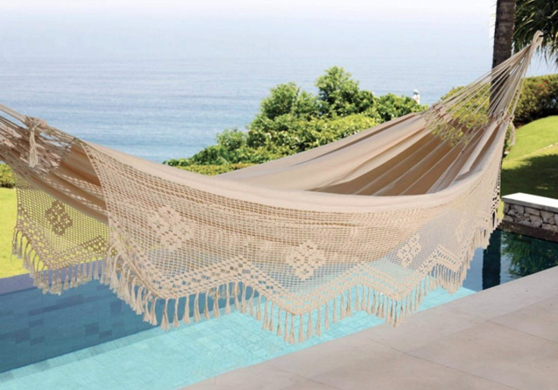 hanging chair and hammocks
