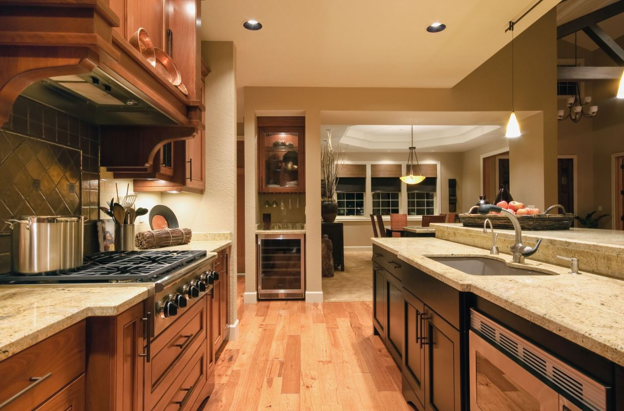 Galley Kitchens Pros Cons And Tips Freshome