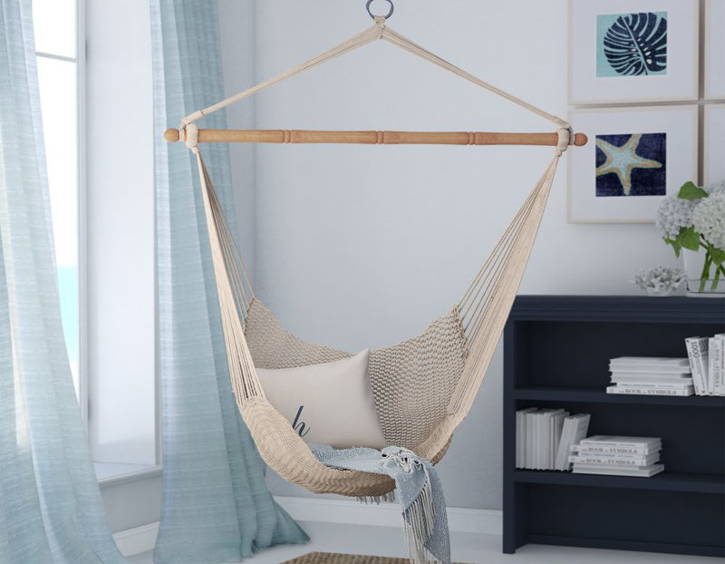 swing chairs, hammocks and hanging chair styles