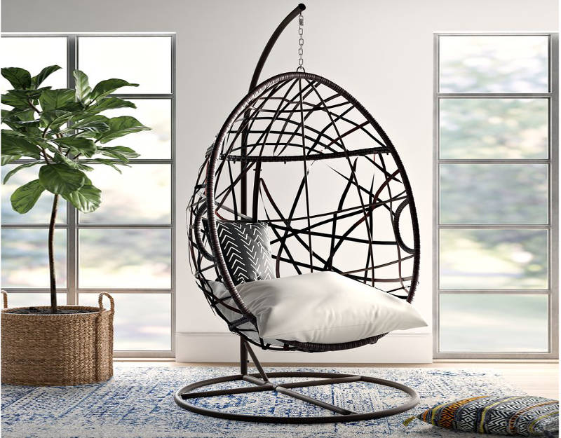Fantastic 20 Fab Hammocks And Hanging Chair Styles For A Summer Siesta Ibusinesslaw Wood Chair Design Ideas Ibusinesslaworg