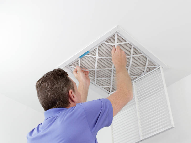 HVAC maintenance by HVAC technicians near me