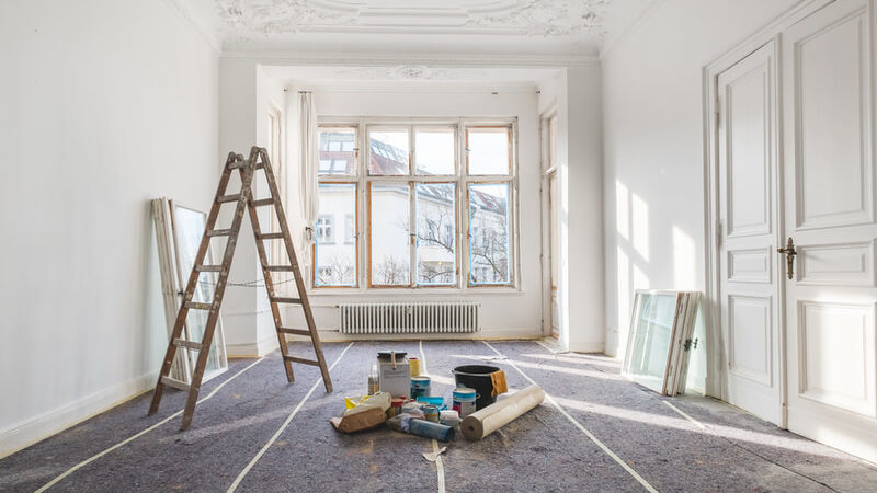Renovation Stress? 8 Tips to Stay Sane