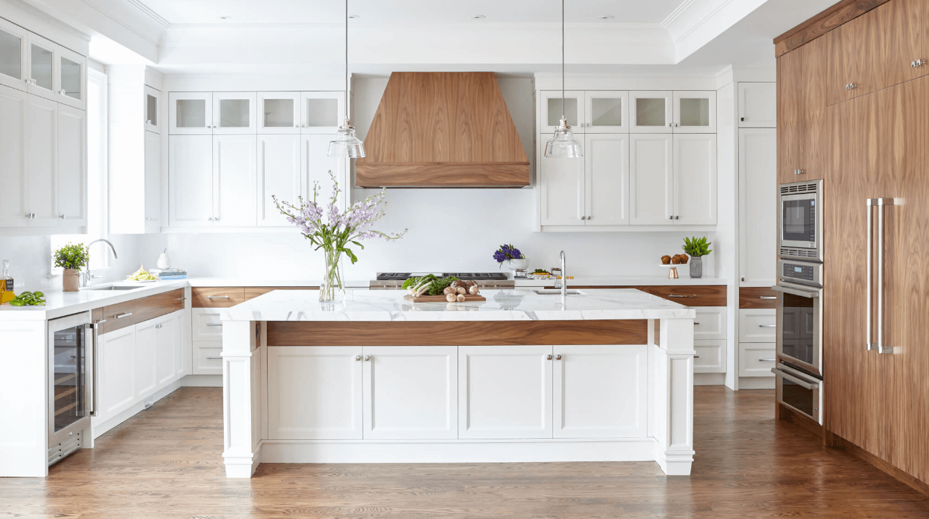 A kitchen designed by Dvira Ovadia. Photography by Valerie Wilcox.