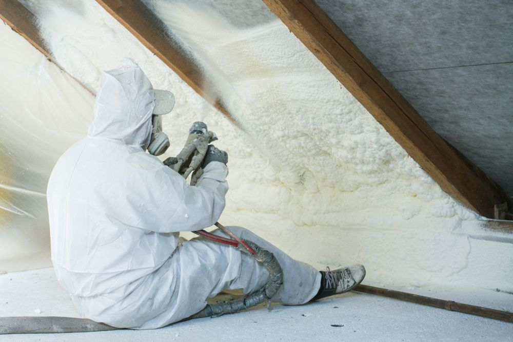 Insulation can help you save money on energy costs.