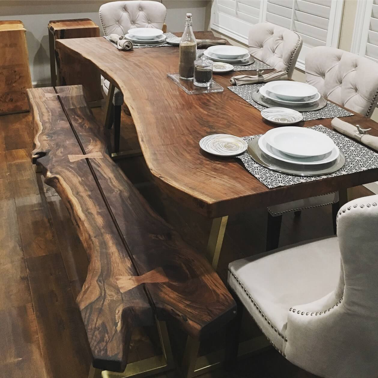 Dining Room Table Wood Style
