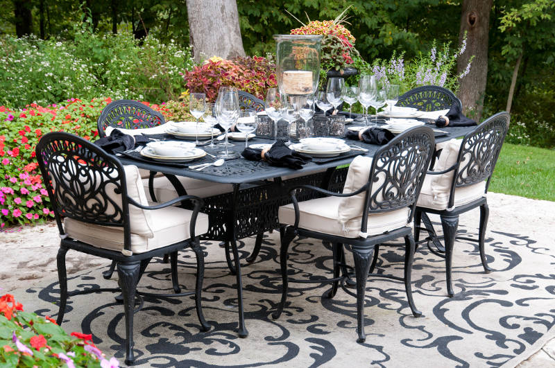 how to update your patio