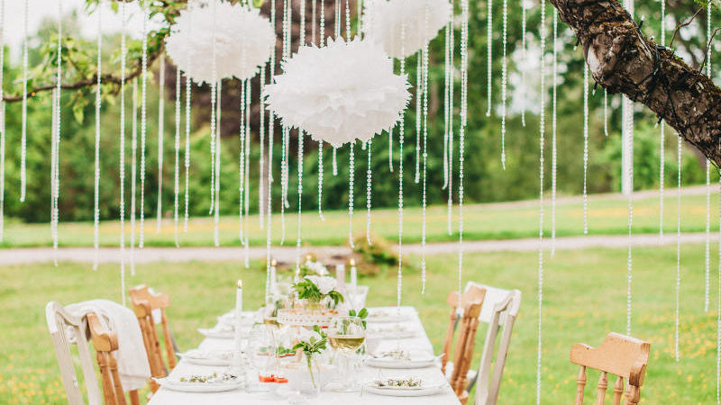 Steal these 3 Home Design Trends for Wedding Decorating Ideas