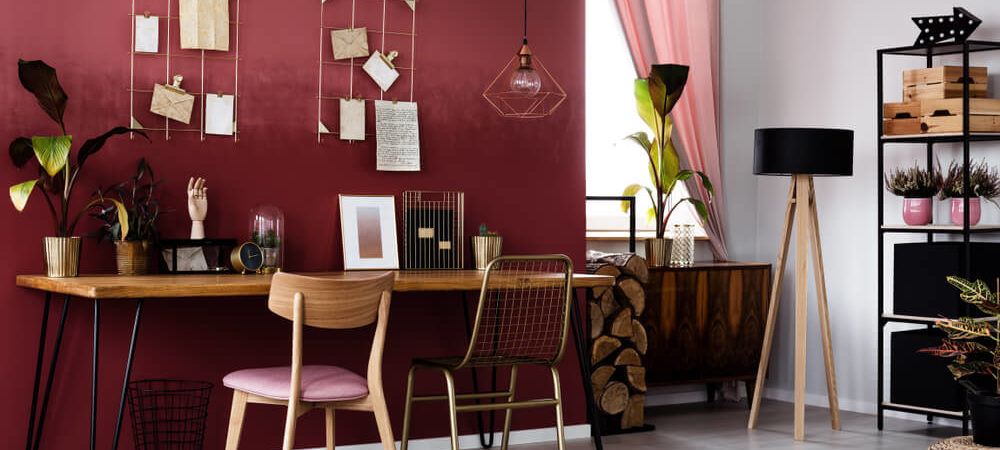 5 Ideas for Home Office Color Schemes