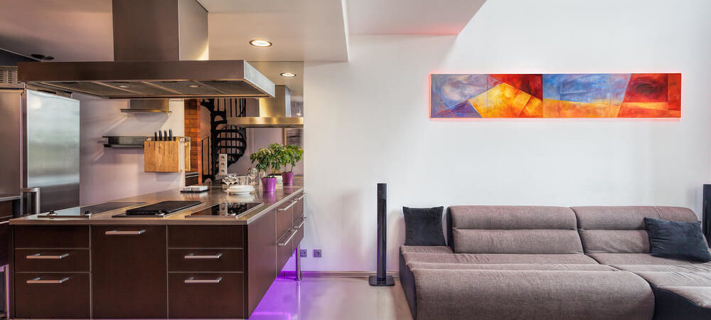 How to Decorate with Neon Lights Indoors