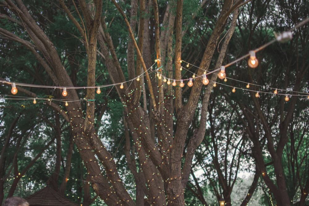 Rustic Lighting String Lights